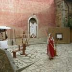 La possibilità di allestire la Bottega e il Poligono di Tiro anche in piccole piazze.